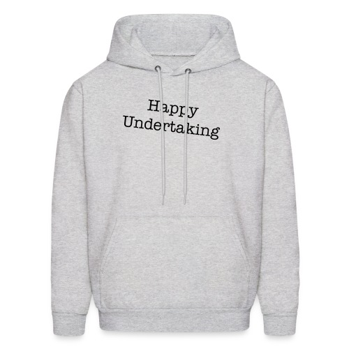 Happy Undertaking's T-shirt - Men's Hoodie
