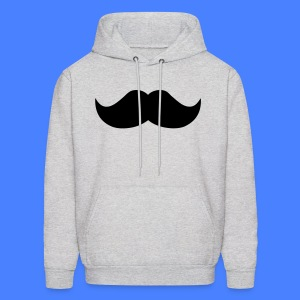 Mustache Hoodies - stayflyclothing.com - Men's Hoodie