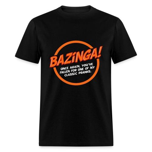 Sheldons Pranks - Men's T-Shirt