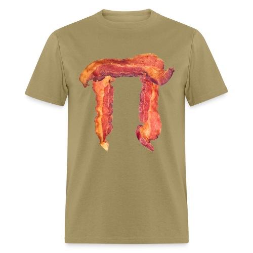 Bacon Pi - Men's T-Shirt