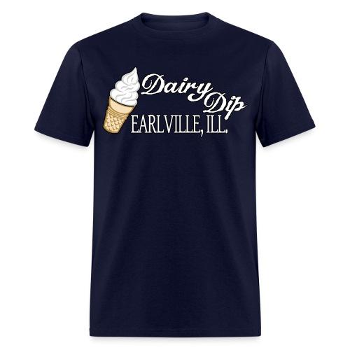 Dairy Dip - Men's T-Shirt