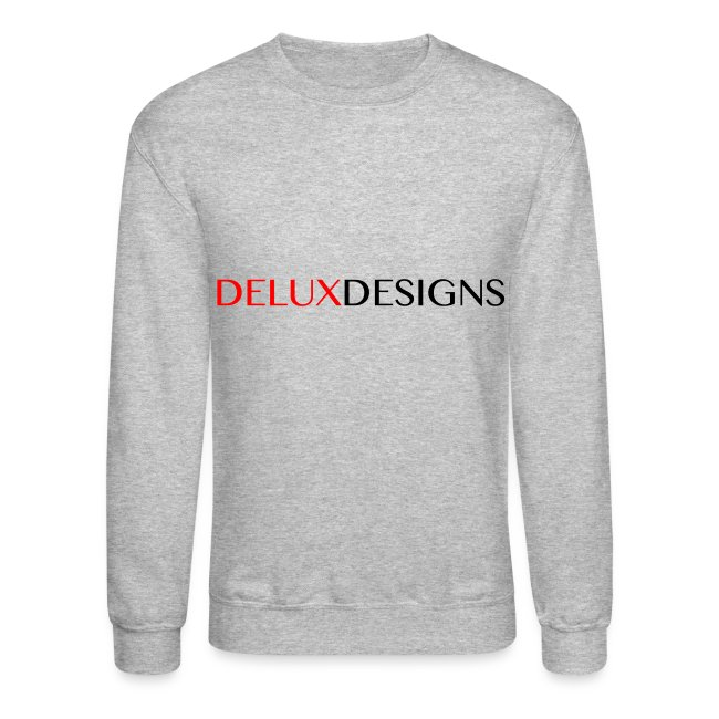 Men's Delux Designs Crewneck
