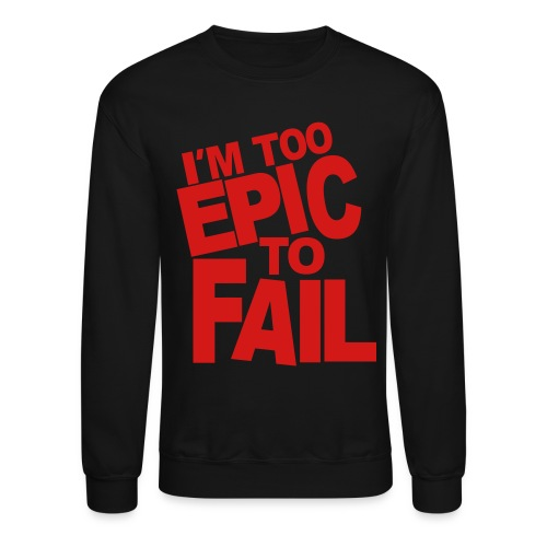 Epic Life - Crewneck Sweatshirt