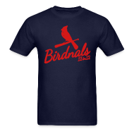 T-Shirts ~ Men's T-Shirt ~ Birdnals 12 in 12 Shirt Men Blue