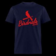 T-Shirts ~ Men's T-Shirt ~ Birdnals 12 in 12 Shirt Men Blue