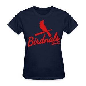 Birdnals 12 in 12 Shirt Women  - Women's T-Shirt