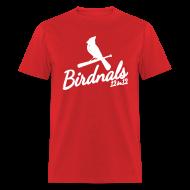 T-Shirts ~ Men's T-Shirt ~ Birdnals 12 in 12 Shirt Men Red