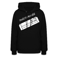Hoodies ~ Women's Hoodie ~ Fuck Yo Couch – Dave Chappelle's Show Reference - Hoodie