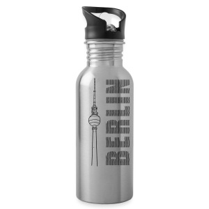 Berlin TV Tower  - Water Bottle