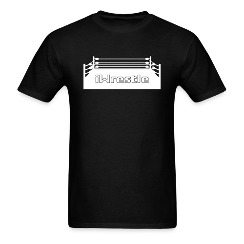 iWrestle Ring Shirt - Men's T-Shirt