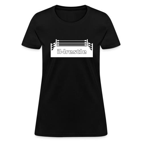 iWrestle Ring Shirt W - Women's T-Shirt