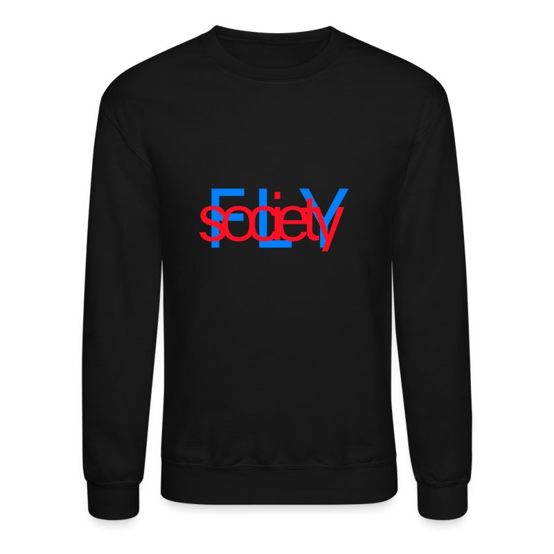 Fly Society - Crewneck Sweatshirt