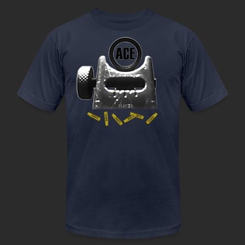 ACE Gamer Tee American Apparel  - Men's Fine Jersey T-Shirt
