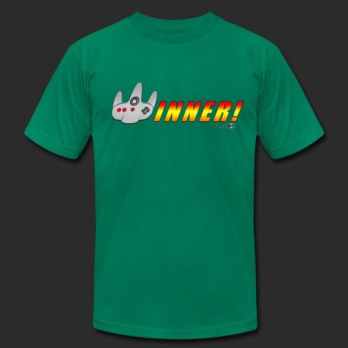 Winner! Tee American Apparel  - Men's Fine Jersey T-Shirt