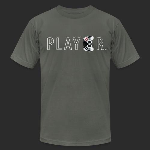 Player Gaming Tee American Apparel  - Men's  Jersey T-Shirt