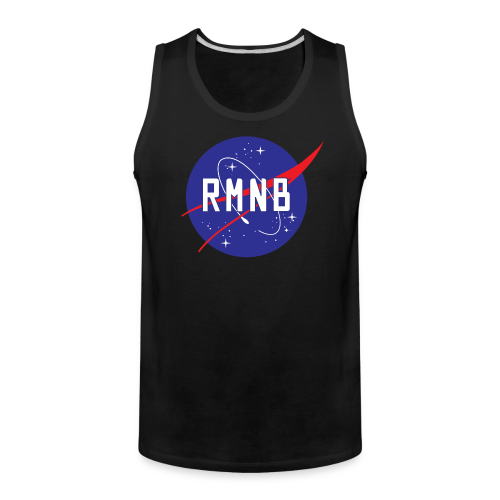 RMNB Space Logo Men's Tank - Men's Premium Tank