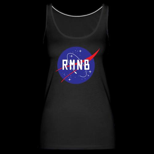 RMNB Space Logo Women's Tank - Women's Premium Tank Top
