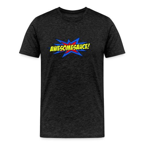 Awesomesauce - Men's Tee - Men's Premium T-Shirt
