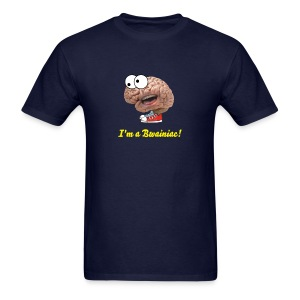 Bwainiac Tee - Men's T-Shirt