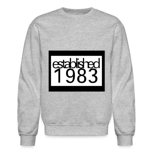 1983 - Crewneck Sweatshirt