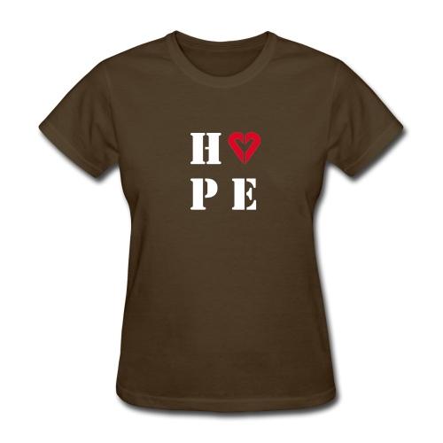 Womens Hope Tee - Women's T-Shirt