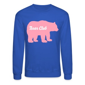 Bear Club - Crewneck Sweatshirt