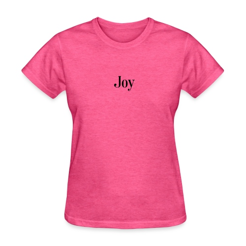 Joy Women's Tee - Women's T-Shirt