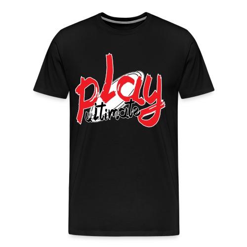 Play Ultimate Style 2 - Men's Premium T-Shirt