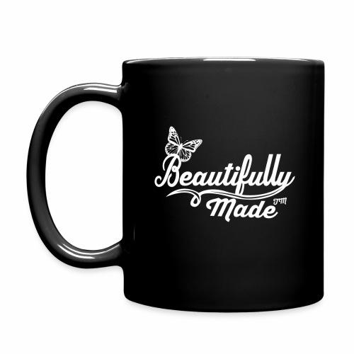 Black Mug - White trademark - Full Color Mug