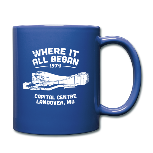 Where It All Began Mug - Full Color Mug