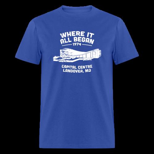 Where It All Began Men's T-shirt - Men's T-Shirt