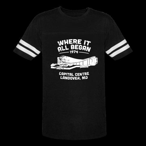 Where It All Began Vintage T-Shirt - Vintage Sport T-Shirt