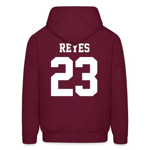 REYES 23 - Hoodie (XL Logo, NBL) - Men's Hoodie