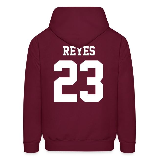"""""""REYES 23"""" - Hoodie (XL Logo, NBL)"""
