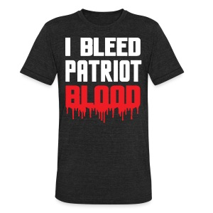 I Bleed Patriot Blood