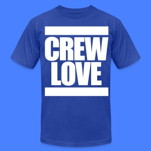 Crew Love T-Shirts - stayflyclothing.com - Men's T-Shirt by American Apparel