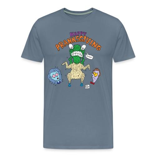 pranksgiving - Men's Premium T-Shirt