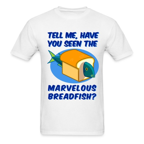 The Marvelous Breadfish - Men's T-Shirt