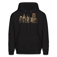 Hoodies ~ Men's Hoodie ~ I Love This City