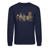 Long Sleeve Shirts ~ Crewneck Sweatshirt ~ I Love This City