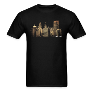 T-Shirts ~ Men's T-Shirt ~ I Love This City