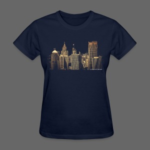 I Love This City - Women's T-Shirt