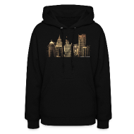 Hoodies ~ Women's Hoodie ~ I Love This City