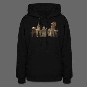 I Love This City - Women's Hoodie