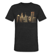 T-Shirts ~ Unisex Tri-Blend T-Shirt ~ I Love This City