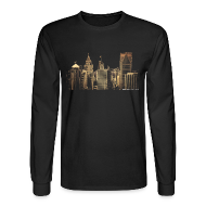 Long Sleeve Shirts ~ Men's Long Sleeve T-Shirt ~ I Love This City
