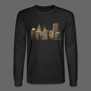 I Love This City - Men's Long Sleeve T-Shirt