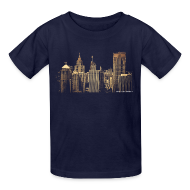 Kids' Shirts ~ Kids' T-Shirt ~ I Love This City