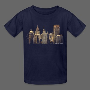 I Love This City - Kids' T-Shirt