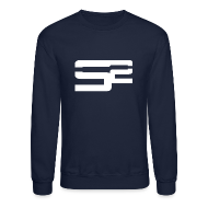 Long Sleeve Shirts ~ Crewneck Sweatshirt ~ SoaR Sniping Logo Crewneck